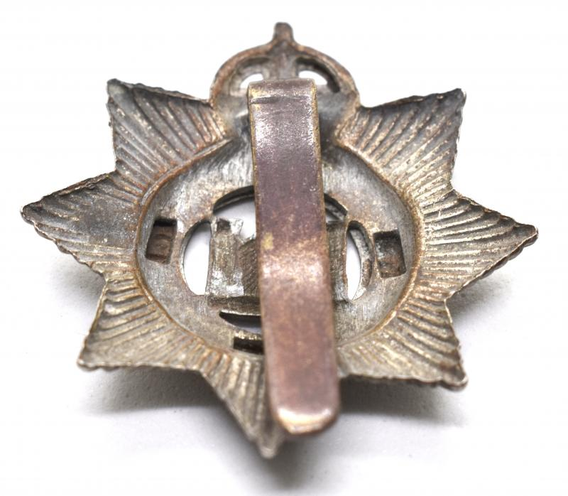British WW2 Devonshire Regiment cap Badge